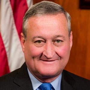 Mayor James F Kenney (exofficio)